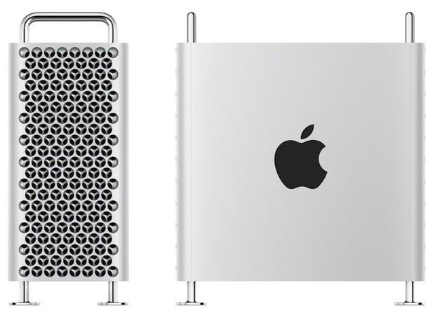 Siêu phẩm Mac Pro nạo hoa quả của Apple đêm qua: Ác mộng cho người sợ lỗ, nhìn bủn rủn cả người - Ảnh 2.