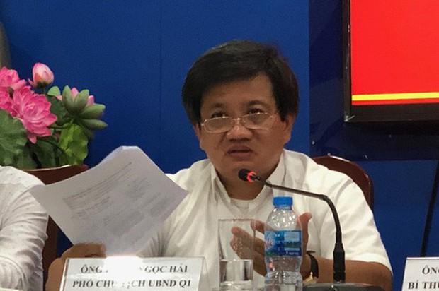 NÓNG: Ông Đoàn Ngọc Hải xác nhận đã nộp đơn xin từ chức ngay trong ngày được bổ nhiệm - Ảnh 2.