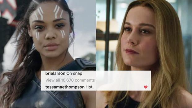 HOT: Captain Marvel và Valkyrie sẽ là cặp đôi đồng tính nữ đầu tiên của Marvel dựa vào những bằng chứng này - Ảnh 16.