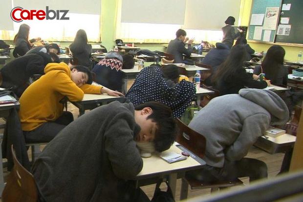 Mặt trái vị trí số 1 thế giới của nền giáo dục Hàn Quốc: Tỷ lệ học sinh tự tử cao nhất toàn cầu - Ảnh 3.