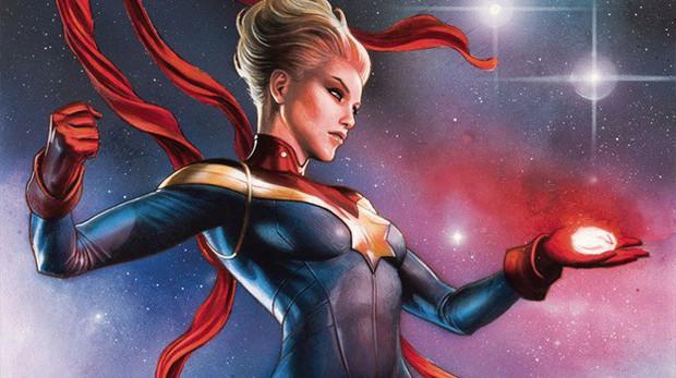HOT: Captain Marvel và Valkyrie sẽ là cặp đôi đồng tính nữ đầu tiên của Marvel dựa vào những bằng chứng này - Ảnh 4.
