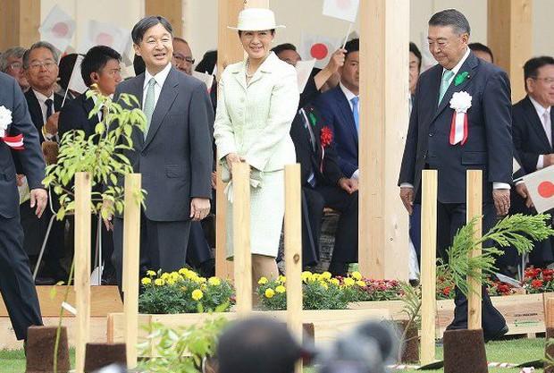 Truyền thông Nhật Bản lại phát sốt với Hoàng hậu Masako qua màn thể hiện hoàn hảo, xuất chúng của bà trong 2 ngày liên tiếp tham dự sự kiện - Ảnh 7.