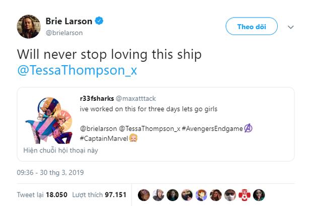 HOT: Captain Marvel và Valkyrie sẽ là cặp đôi đồng tính nữ đầu tiên của Marvel dựa vào những bằng chứng này - Ảnh 12.