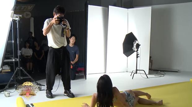 Show thực tế Việt gây ồn ào vì cho thí sinh mặc đồ, tạo dáng quá gợi cảm trên truyền hình - Ảnh 6.