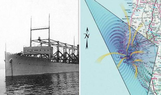 Vì sao tàu thuyền mất tích bí ẩn ở tam giác quỷ Bermuda? - Ảnh 1.