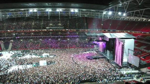 Đừng lo nghĩ về việc BTS hay Taylor Swift sold-out Wembley nữa, đây mới là chúa tể thực sự của thánh địa này! - Ảnh 5.