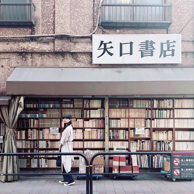 Ít ai biết giữa lòng Tokyo hoa lệ vẫn có một thư viện kiểu một nghìn chín trăm hồi đó đẹp như phim điện ảnh - Ảnh 4.
