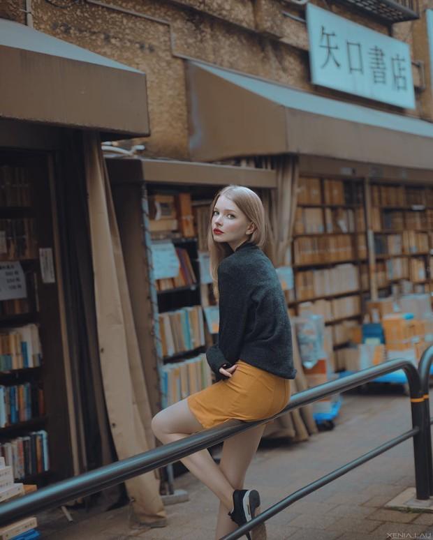 Ít ai biết giữa lòng Tokyo hoa lệ vẫn có một thư viện kiểu một nghìn chín trăm hồi đó đẹp như phim điện ảnh - Ảnh 7.