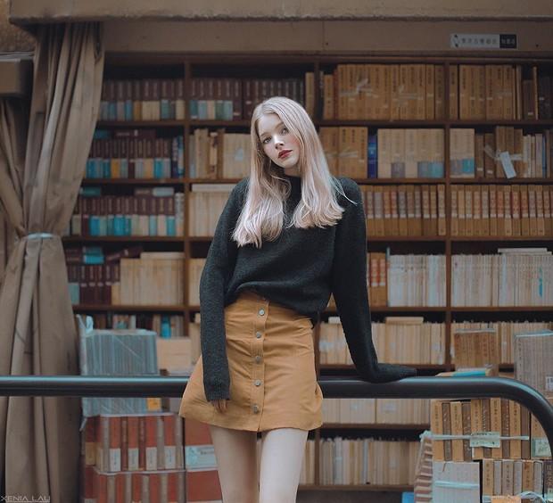 Ít ai biết giữa lòng Tokyo hoa lệ vẫn có một thư viện kiểu một nghìn chín trăm hồi đó đẹp như phim điện ảnh - Ảnh 12.