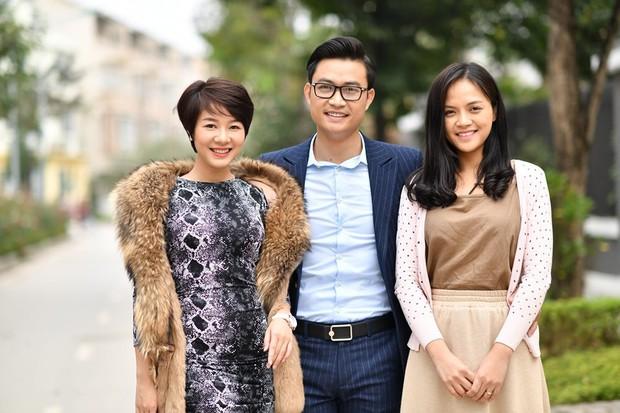 Cô vợ nghiện ăn pate của anh Thành (Về nhà đi con): Ngoài đời là CEO xinh đẹp và sang chảnh y hệt trong phim - Ảnh 1.