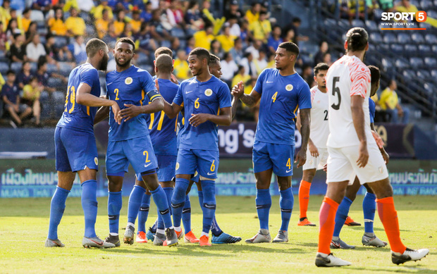 Tuyển thủ Curacao có giá trị bằng 2 đội hình tuyển Việt Nam, sở hữu kiểu đầu chất nhất Kings Cup 2019 - Ảnh 7.
