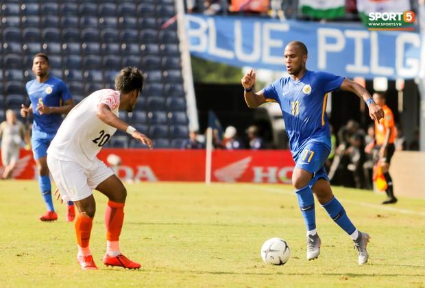 Curacao hạ gục Ấn Độ, HLV trưởng tuyên bố muốn gặp Thái Lan ở chung kết Kings Cup vì... cầu thủ nổi tiếng hơn - Ảnh 3.