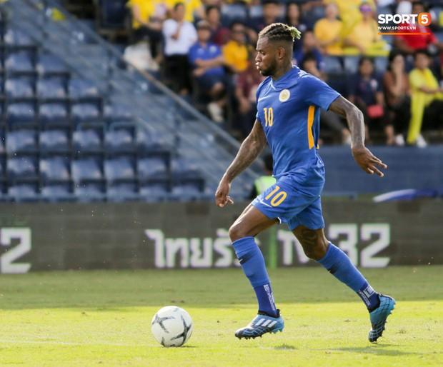 Tuyển thủ Curacao có giá trị bằng 2 đội hình tuyển Việt Nam, sở hữu kiểu đầu chất nhất Kings Cup 2019 - Ảnh 2.