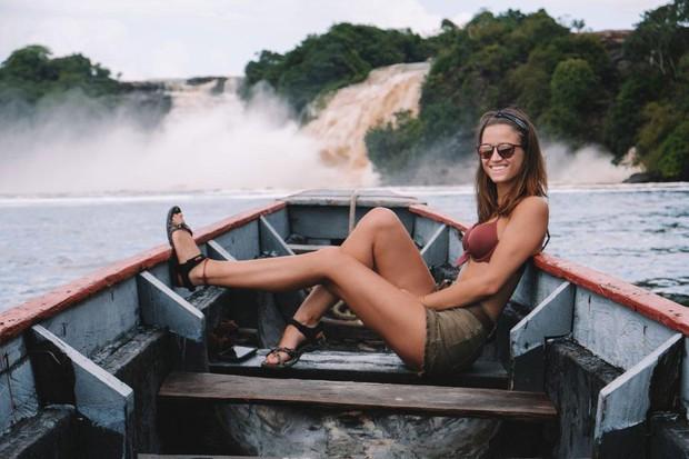 21 tuổi, cô gái này đã trở thành người trẻ nhất từng đặt chân đến tất cả các quốc gia trên thế giới! - Ảnh 8.