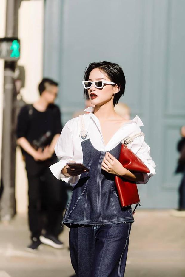 Được hẳn Elle UK đem ra làm minh chứng cho việc mặc đẹp, thẩm mỹ của Khánh Linh quả không tầm thường - Ảnh 3.
