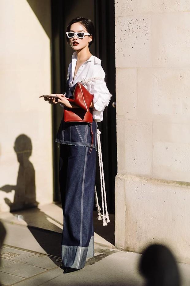 Được hẳn Elle UK đem ra làm minh chứng cho việc mặc đẹp, thẩm mỹ của Khánh Linh quả không tầm thường - Ảnh 4.