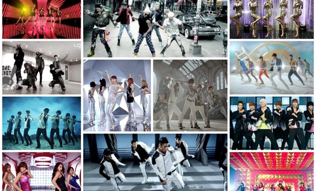 Xem ngay loạt vũ đạo đẹp, độc, khó nhất nhì K-Pop: Nhóm nhảy 3 vòng trên không, người lại lộn đầu... đi catwalk! - Ảnh 1.