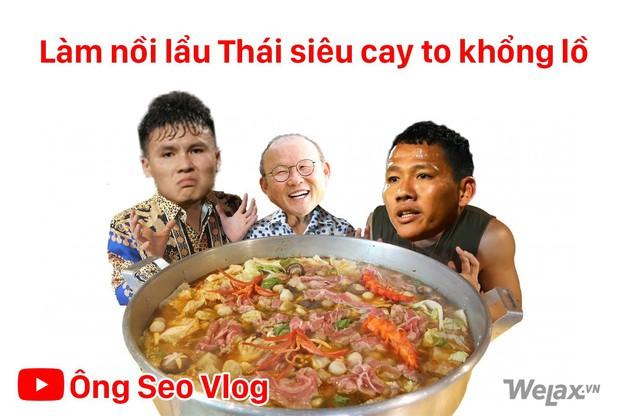 Việt Nam thắng Thái Lan, dân mạng lại đồng loạt gọi tên món ăn này - Ảnh 1.