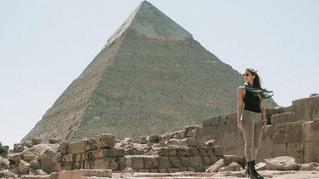 21 tuổi, cô gái này đã trở thành người trẻ nhất từng đặt chân đến tất cả các quốc gia trên thế giới! - Ảnh 1.