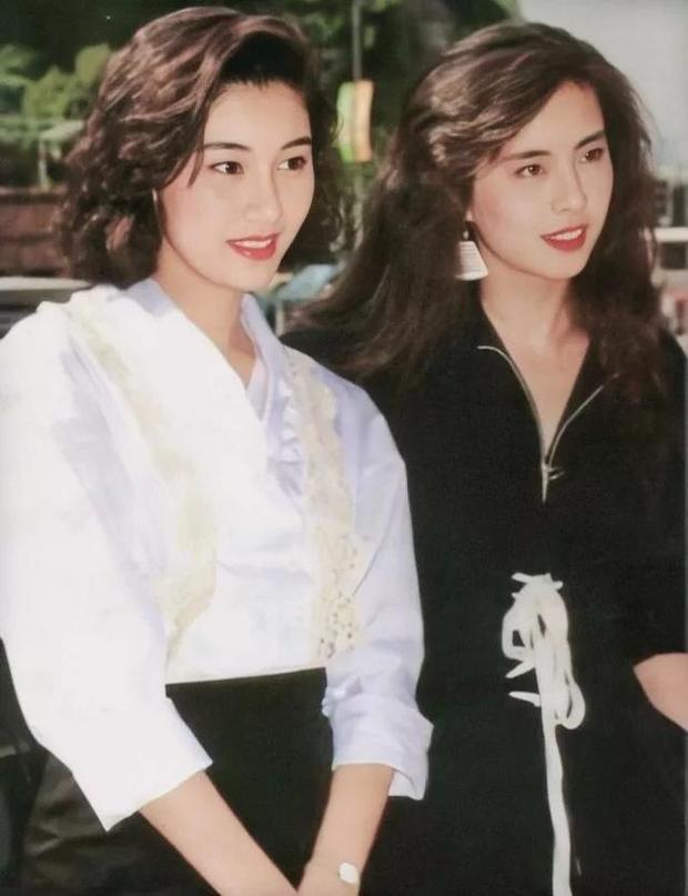 Ngọc nữ Hồng Kông năm 90 tái hiện thần sầu qua ảnh: Hơn 2 thập kỷ vẫn nét căng như vừa chụp? - Ảnh 1.