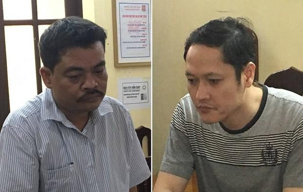 Lợi dụng chức vụ quyền hạn, 2 cán bộ Sở GD&ĐT Hà Giang nâng điểm cho 107 thí sinh - Ảnh 1.
