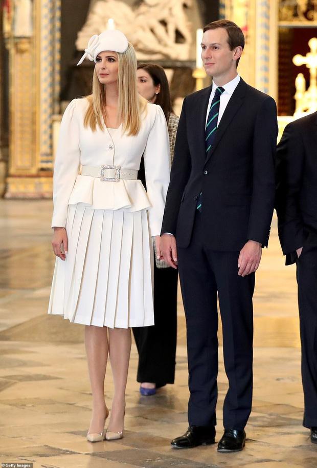 Lấn át cả công nương Kate và xa xỉ không thua mẹ kế, ái nữ nhà Trump khiến dân tình hết lời khen ngợi trước gu thời trang tinh tế - Ảnh 2.