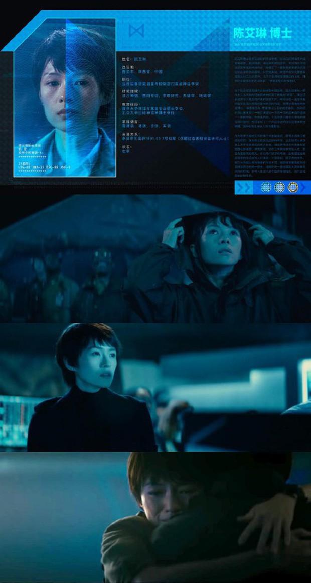 Chương Tử Di tái ngộ tình cũ trong bom tấn Godzilla, netizen Trung: Chị ăn thịt Đường Tăng hay sao mà trẻ hoài vậy? - Ảnh 5.