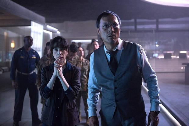 Chương Tử Di tái ngộ tình cũ trong bom tấn Godzilla, netizen Trung: Chị ăn thịt Đường Tăng hay sao mà trẻ hoài vậy? - Ảnh 6.