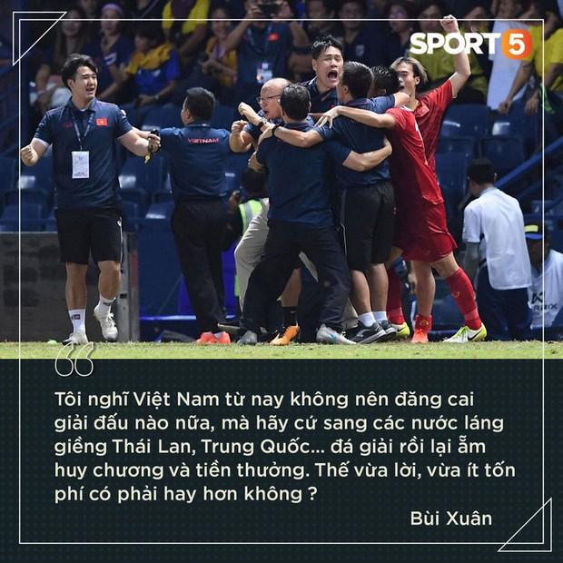 Fan Việt gáy cực mạnh sau chiến thắng Thái Lan: Đọc xong chỉ có bò lăn ra cười - Ảnh 6.