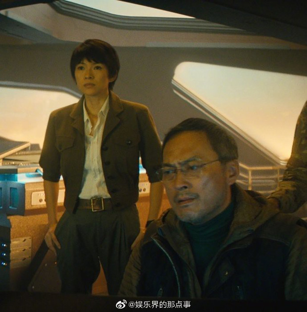 Chương Tử Di tái ngộ tình cũ trong bom tấn Godzilla, netizen Trung: Chị ăn thịt Đường Tăng hay sao mà trẻ hoài vậy? - Ảnh 7.
