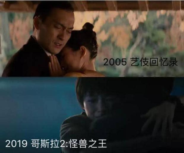 Chương Tử Di tái ngộ tình cũ trong bom tấn Godzilla, netizen Trung: Chị ăn thịt Đường Tăng hay sao mà trẻ hoài vậy? - Ảnh 8.