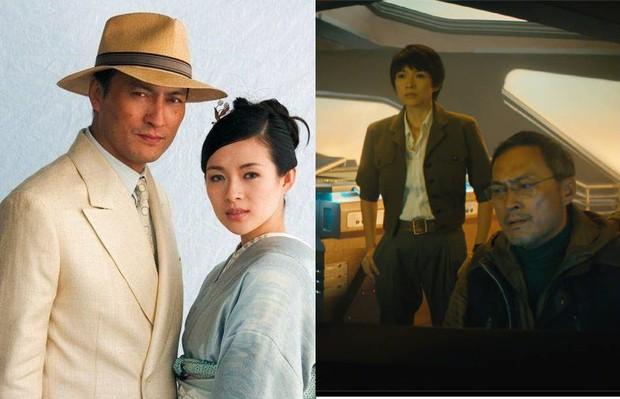 Chương Tử Di tái ngộ tình cũ trong bom tấn Godzilla, netizen Trung: Chị ăn thịt Đường Tăng hay sao mà trẻ hoài vậy? - Ảnh 9.