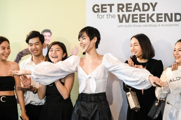 """Giang Ơi, Khánh Linh The Face mách """"bí kíp"""" sẵn sàng cho ngày cuối tuần hoàn hảo - Ảnh 6."""