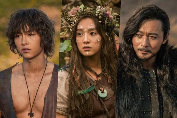 Niên Sử Ký Arthdal của Song Joong Ki mất điểm trầm trọng trong mắt fan Trung, vì đâu nên nỗi? - Ảnh 2.