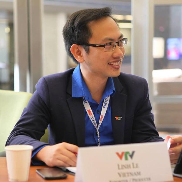 Thông tin cực hiếm về chú rể của MC Phí Linh: Phó trưởng phòng tiếng Anh, người đứng sau nhiều show đỉnh của VTV - Ảnh 1.