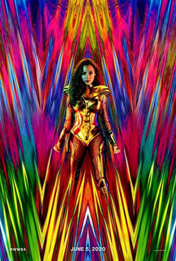 DC tung tạo hình mới của Wonder Woman: Kẻ khen chị đại thần thái, người chê chị mượn đồ của anh Thuỷ Điện? - Ảnh 1.