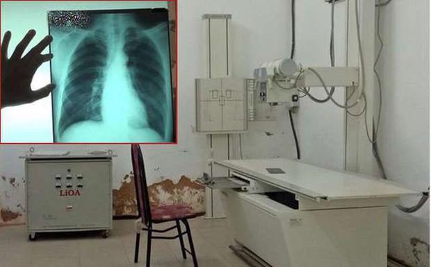 Vụ KTV hiếp dâm bé gái 13 tuổi trong phòng X-quang: Muốn đền bù 80 triệu  - Ảnh 1.