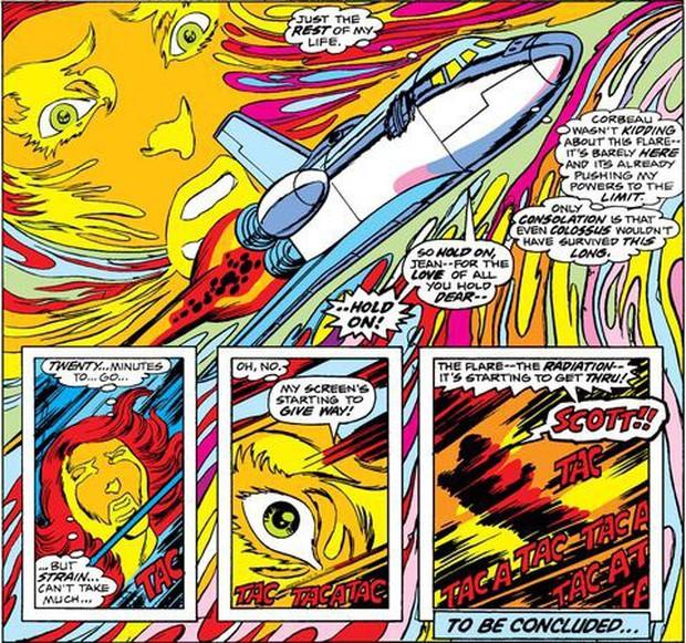 """Xử đẹp combo 20 """"quả trứng"""" phượng hoàng của X-Men: Dark Phoenix, tự tin khi chúng bạn hỏi Chị hiểu hông? - Ảnh 4."""