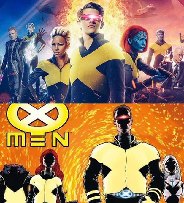 """Xử đẹp combo 20 """"quả trứng"""" phượng hoàng của X-Men: Dark Phoenix, tự tin khi chúng bạn hỏi Chị hiểu hông? - Ảnh 5."""