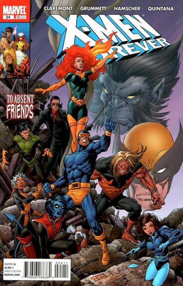 """Xử đẹp combo 20 """"quả trứng"""" phượng hoàng của X-Men: Dark Phoenix, tự tin khi chúng bạn hỏi Chị hiểu hông? - Ảnh 6."""