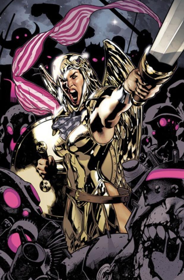 DC tung tạo hình mới của Wonder Woman: Kẻ khen chị đại thần thái, người chê chị mượn đồ của anh Thuỷ Điện? - Ảnh 2.