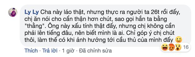 Quỳnh Anh - bạn gái Duy Mạnh vào thẳng Facebook cầu thủ Thái Lan gọi bằng thằng, dân tình nhắc: Coi chừng ảnh hưởng đội mình đấy! - Ảnh 6.