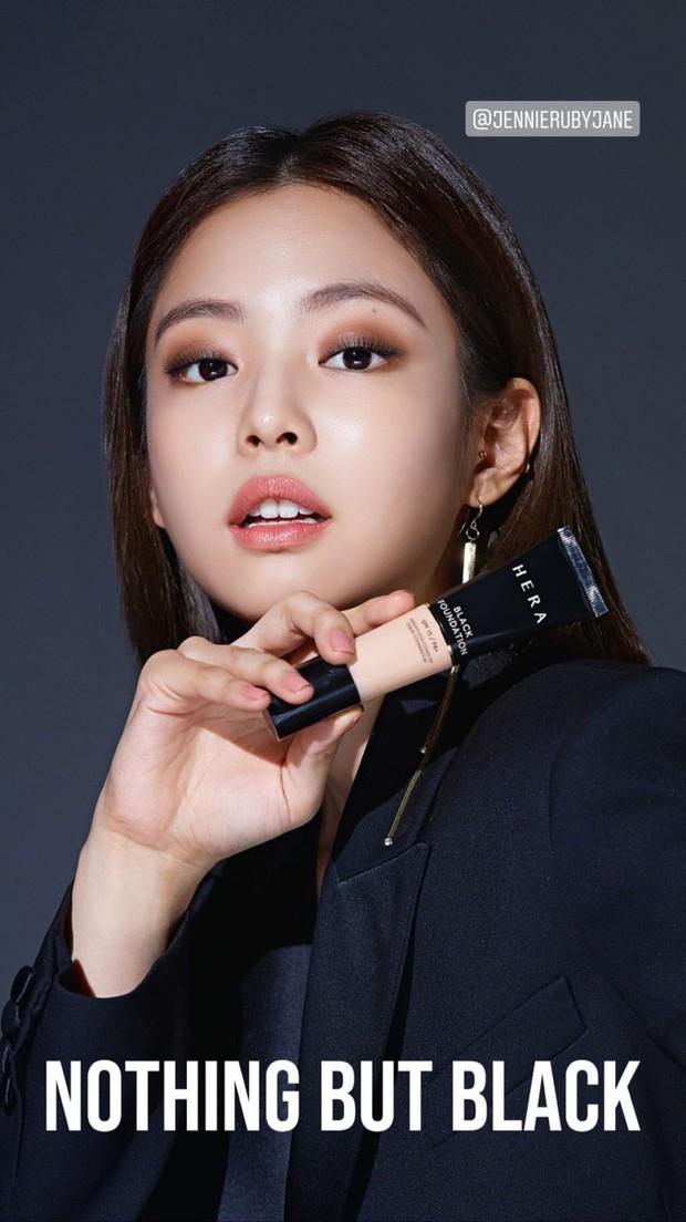 Từng bị chê thua kém Jeon Ji Hyun, nay Jennie đã chứng minh đẳng cấp khi đem lại doanh thu khủng cho hãng mỹ phẩm Hàn - Ảnh 4.