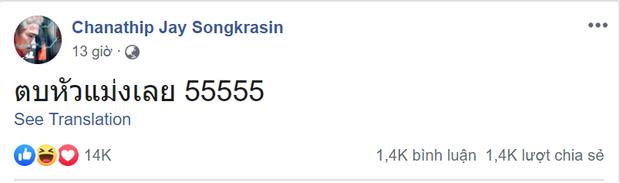 Quỳnh Anh - bạn gái Duy Mạnh vào thẳng Facebook cầu thủ Thái Lan gọi bằng thằng, dân tình nhắc: Coi chừng ảnh hưởng đội mình đấy! - Ảnh 3.