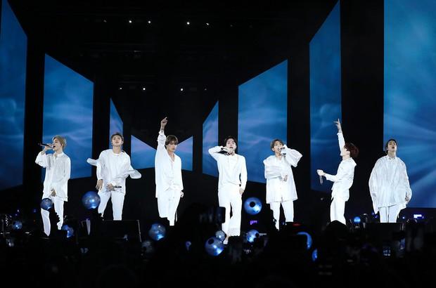 BTS và cuộc dạo chơi danh tiếng ở trời Tây nửa đầu năm 2019: Có thể ngày nào đó chúng ta sẽ thua cuộc nhưng không phải hôm nay - Ảnh 1.