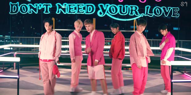 1 ngày xui cho các nhóm nhỏ của NCT: Người thua cúp trước Lee Hi, kẻ bị tố mượn ý tưởng MV của BTS - Ảnh 3.