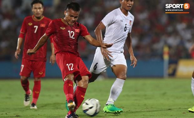 U23 Việt Nam hạ thuyết phục U23 Myanmar trong ngày xuất hiện 2 chiếc thẻ đỏ - Ảnh 1.