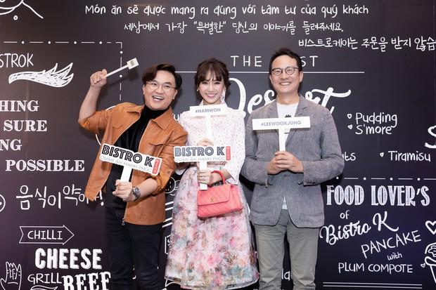 Hari Won, Lan Ngọc, Diễm My 9X... đọ sắc trong buổi ra mắt show thực tế kết hợp Hàn Quốc - Ảnh 9.