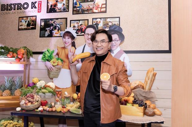 Hari Won, Lan Ngọc, Diễm My 9X... đọ sắc trong buổi ra mắt show thực tế kết hợp Hàn Quốc - Ảnh 4.