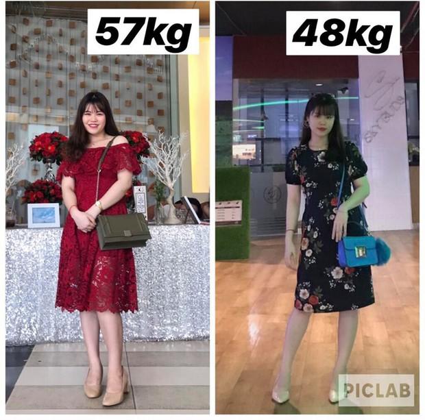 Thấy người yêu mê mệt Yến Xuân, cô gái xin làm học trò bạn gái Lâm Tây và giảm một mạch 9kg xinh xuất sắc - Ảnh 2.